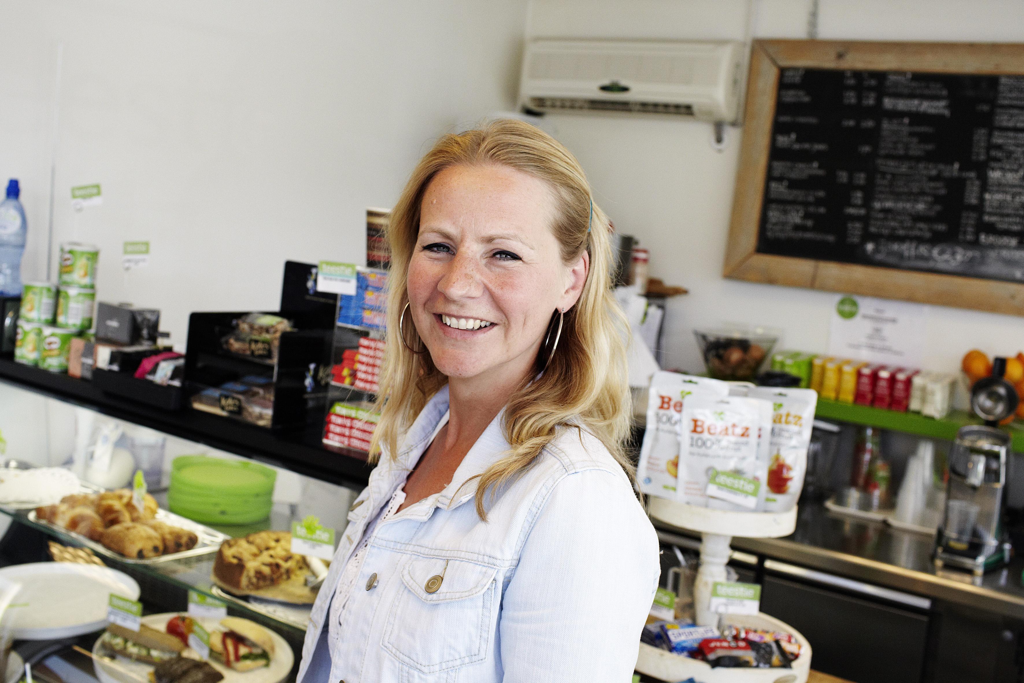 Linda genomineerd voor lunchroomHeld